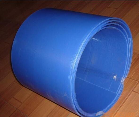 蓝色中空板卷材