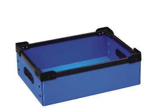 普通蓝色周转箱
